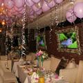 Украсим залы цветами и шарами
